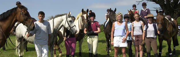 chyverton park equestrian diary dates